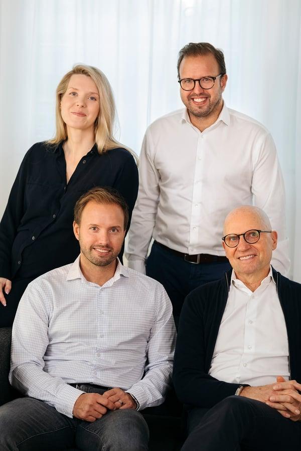 Familjen Enqvist, Convini