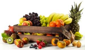 Fruktladaingang