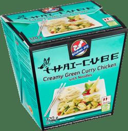 Thai-Cube Creamy Green_frilagd