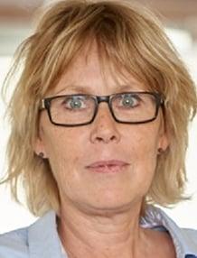 Ulla Hallstener, Executive Assistant