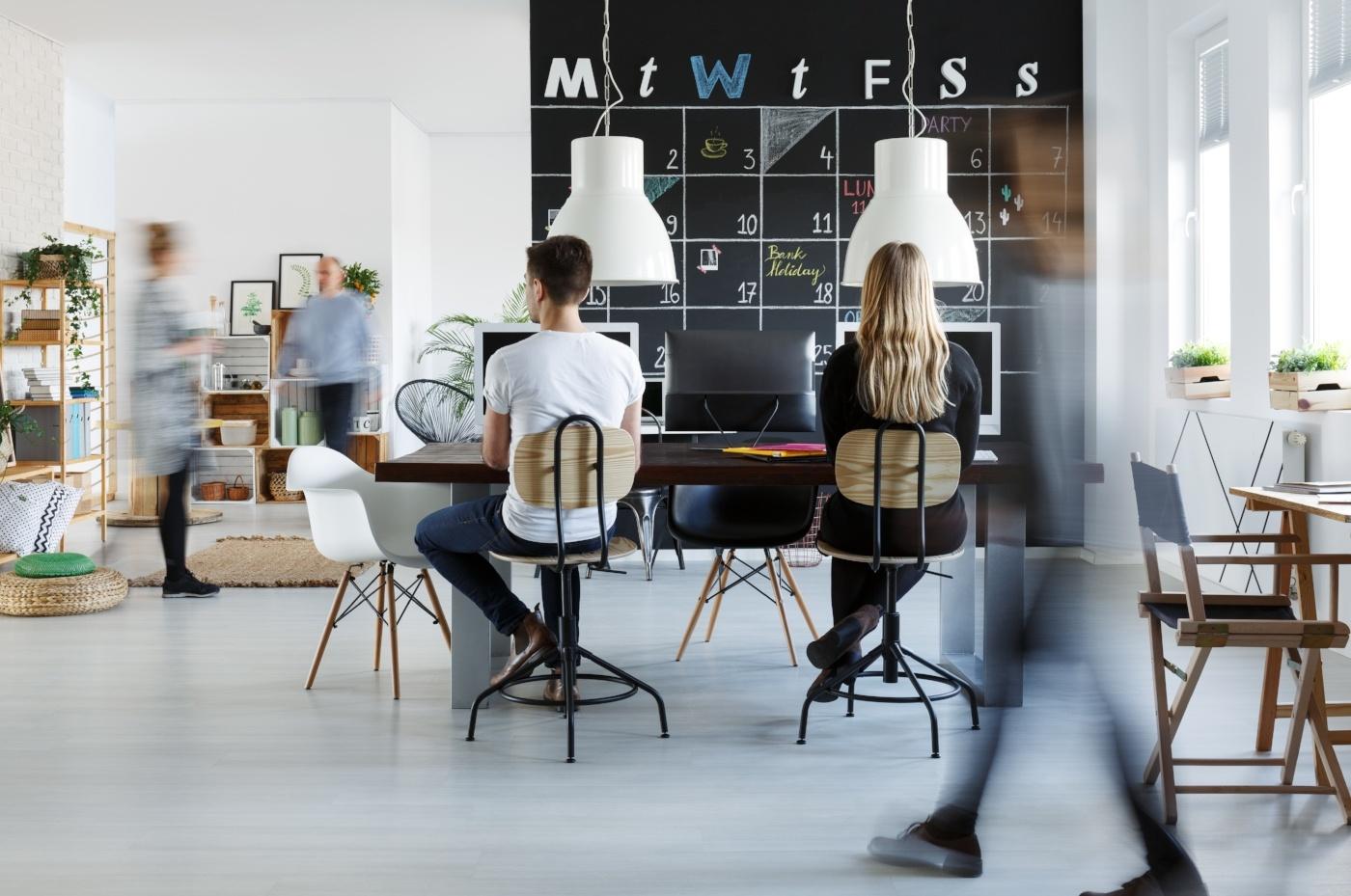 5 tips för mer rörelse under arbetsdagen