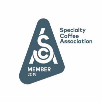 Convini & Kaffeknappen - Speciality Coffee Association Member 2019